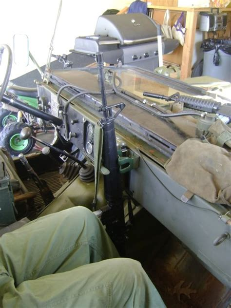 willys  jeeps forums viewtopic ma rifle rack  scabbard