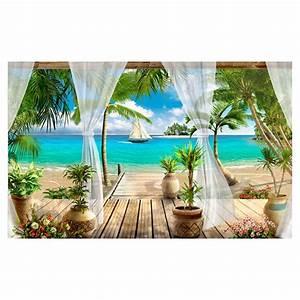 Papier Trompe L Oeil : d coration 3d papier peint photo personnalis sticker xxl ~ Premium-room.com Idées de Décoration
