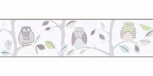 Tapeten Bordüre Weiß : tapeten bord re kinder eulen natur wei hellgrau as 8955 30 ~ Orissabook.com Haus und Dekorationen