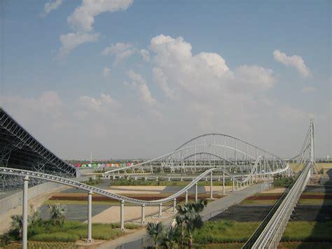 Ferrari world abu dhabi cabin crew mission | etihad airways. Ferrari Abu Dhabi Roller Coaster Photos ~ Information News