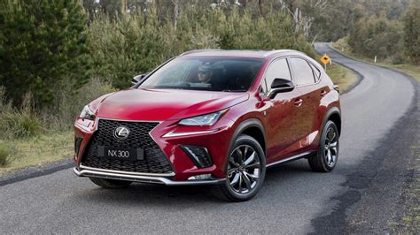 lexus nx red suv archives chasing cars
