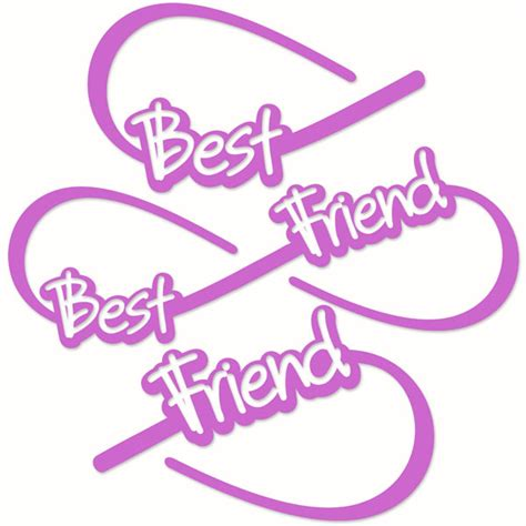 Free Best Friend by Best Friends Svg Cuttable Designs