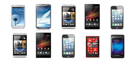 Uk Most Popular Mobile Phone Handsets For May 2013