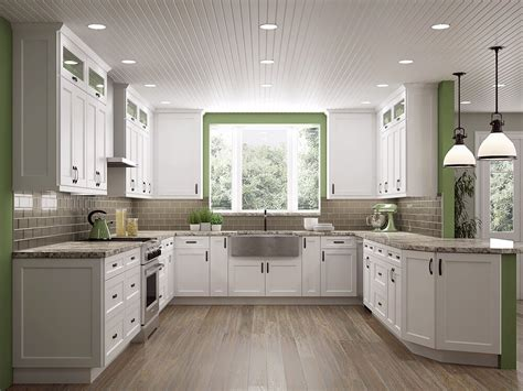 heritage shaker white cabinets frosted white shaker kitchen cabinets rta cabinet store