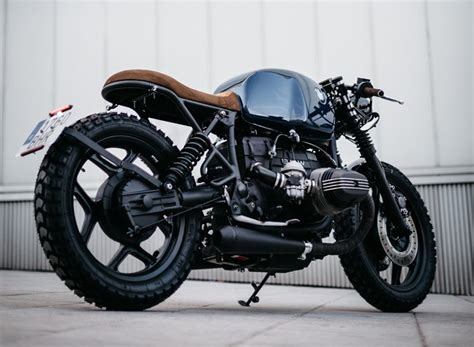 roa motorcycles bmw  custom cafe racer