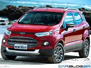 Ford Vendeu Todos Os 2 600 Ecosport 2013 Da Pr U00e9