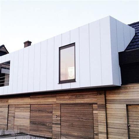 panneau composite facade prix habillage facade panneau composite habillage facade