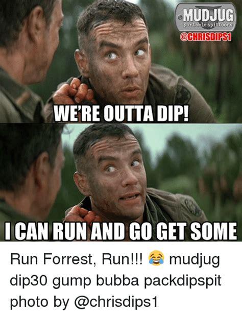 Run Forrest Run Meme - 25 best memes about bubba bubba memes
