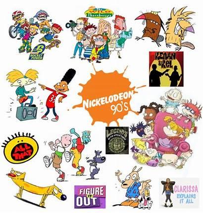 Nickelodeon Classic Shows 90s Cartoons Cartoon Nick