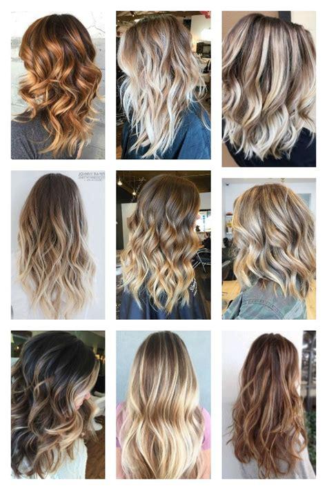 hair color ideas  shades  blonde lady   blog
