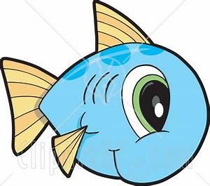 Blue Fish Clip Art   Clipart Panda - Free Clipart Images