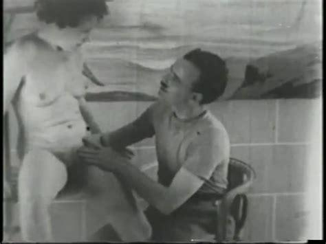 Old Time B W Porno Scene Gentlemens Video Free Porn