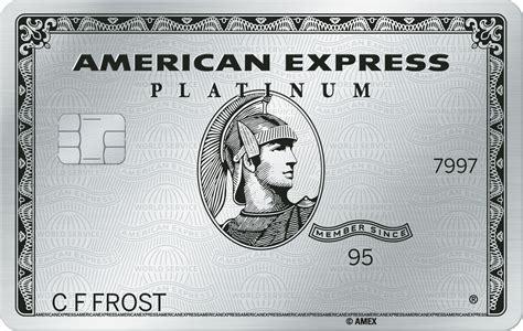 american express  run   metal platinum cards