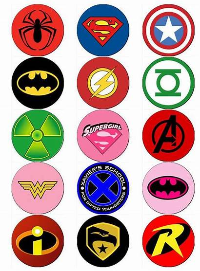 Superhero Logos Marvel Clipart Clipartbest
