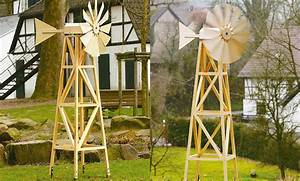 Windrad Selber Bauen : amerikanisches windrad ~ Frokenaadalensverden.com Haus und Dekorationen