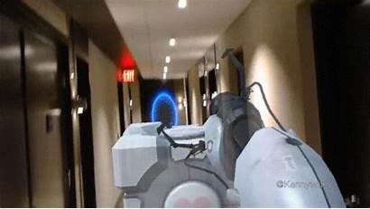 Reality Augmented Portal