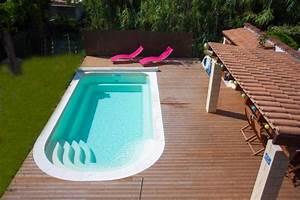 Piscine Sans Permis : installer une piscine sans permis de construire istres neptune piscines par les eaux bleues ~ Melissatoandfro.com Idées de Décoration