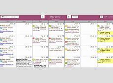 Screenshots & Live Sample Calendars KeepandShare