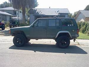 88 Jeep Cherokee