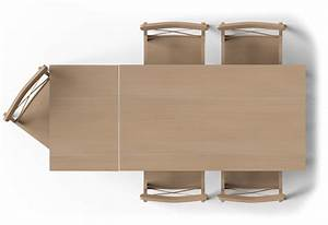 CAD and BIM object - Leksvik Dining Table - IKEA