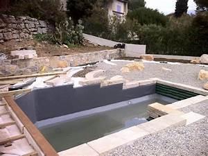 Construction Piscine Naturelle : piscine naturelle construction maison parallele ~ Melissatoandfro.com Idées de Décoration