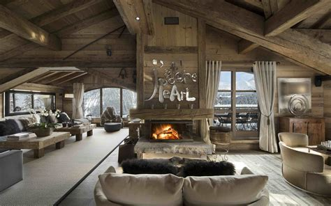 luxury ski chalet chalet pearl courchevel 1850 firefly collection
