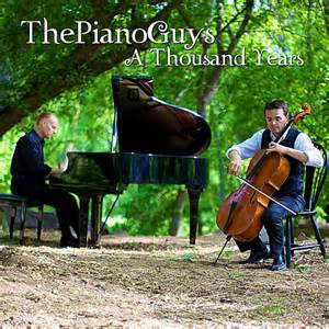 Piano Guys Thousand Years