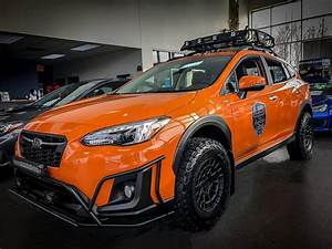 2018 Crosstrek Limited Lachute Subaru LP Aventure Inc