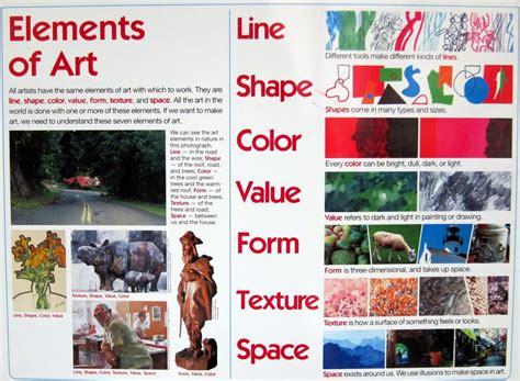 elements principles  art design delview media arts