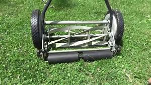 Great States 16 Inch Manual Reel Mower Review