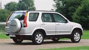 Free Honda Cr-v 2002 Service Manual