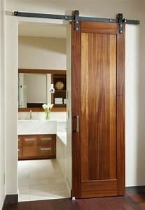 Porte Coulissante En Bois : la porte coulissante en 43 variantes magnifiques ~ Melissatoandfro.com Idées de Décoration