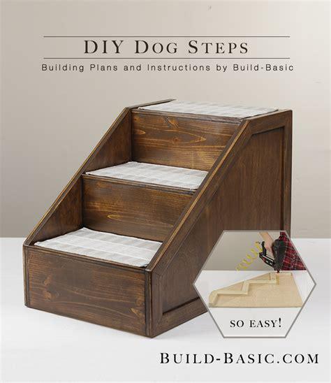 build diy pet steps build basic