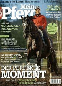 mein pferd abo mein pferd zeitschrift im abonnement