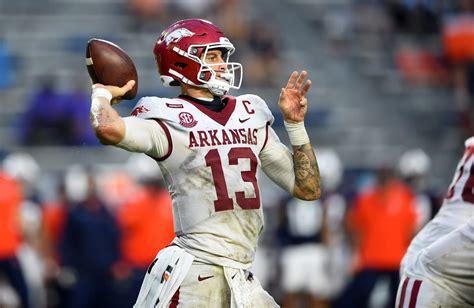 Arkansas Football: 3 bold predictions vs. Ole Miss in Week ...
