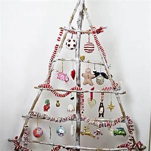 Stylish, Branch, Diy, Christmas, Tree