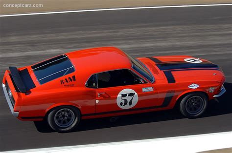 1970 Ford Mustang Boss 302 Image Chassis Number