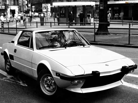 Fiat X1/9 (128) 1972–78 Wallpapers (1280x960