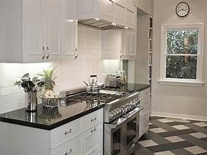 black and white kitchen floor white kitchen cabinets with With kitchen designs with white cabinets and black countertops