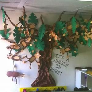 Kindergarten Jungle Theme Ideas