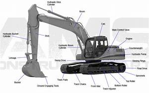 Case Excavator Parts  New  Used And Rebuilt