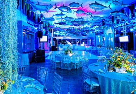 water themed bar mitvah  bat mitzvah