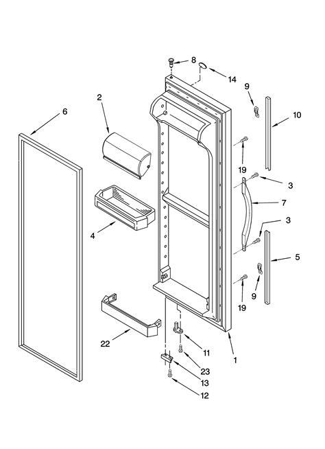diagram wiring diagram whirlpool side side refrigerator full version hd quality side