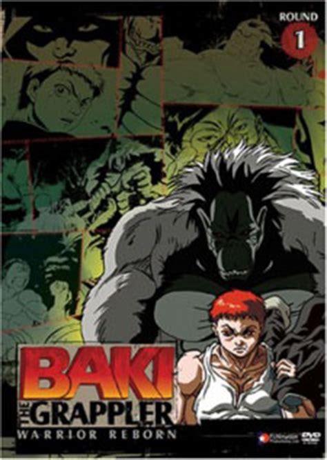 anime baki 2018 episode 7 baki the grappler episode 24
