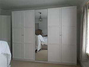Ikea Pax Grimo : ikea pax 5 door wardrobe fully assembled by a m flat pack robe closet bedroom ikea pax ~ Orissabook.com Haus und Dekorationen