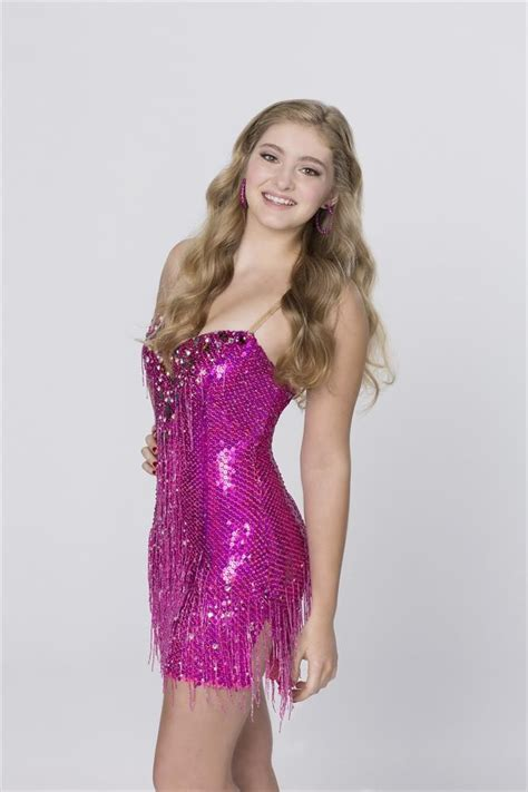 Dancing With the Stars 2015: Willow Shields and Mark