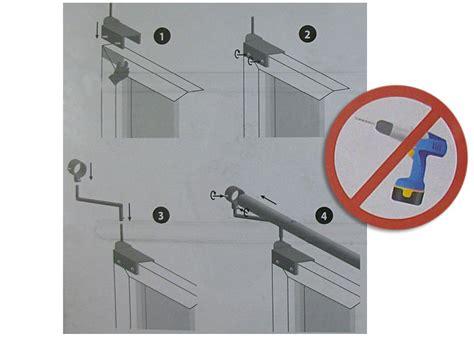 barre a rideaux sans perage 28 images tringle rideau de sans percer maison design bahbe