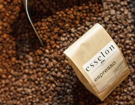Made by baristas for baristas, it is formulated to pair effortlessly with espresso and coffee. Espresso Blend - Esselon Cafe and Coffee Roastery