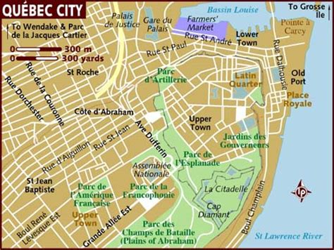 quebec city map exodoinvest