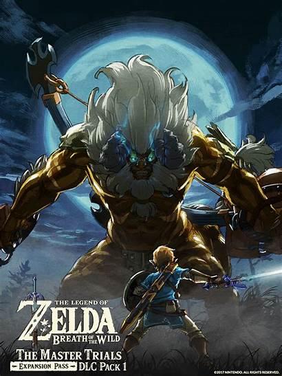 Zelda Breath Wild Legend Wallpapers Botw 4k